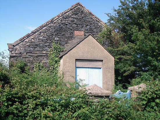 Ballaugh Curragh Chapel
